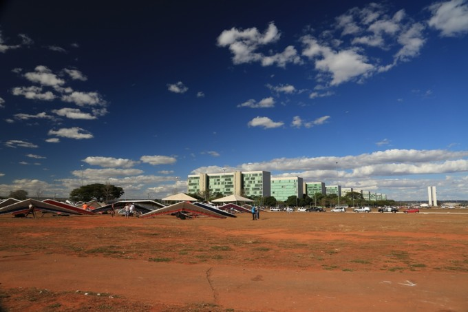esplanada Brasilia 2013