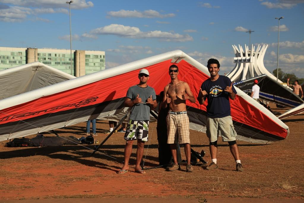 Rio Asa Delta equipe temporada 2013 esplanada