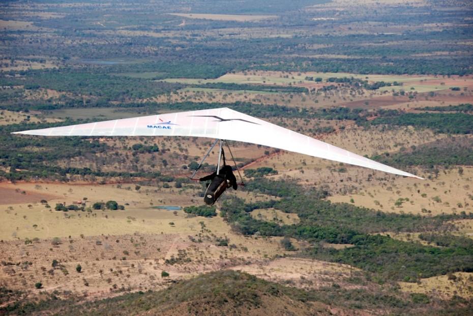 Asa Delta / Hang Gliding - Rio Asa Delta