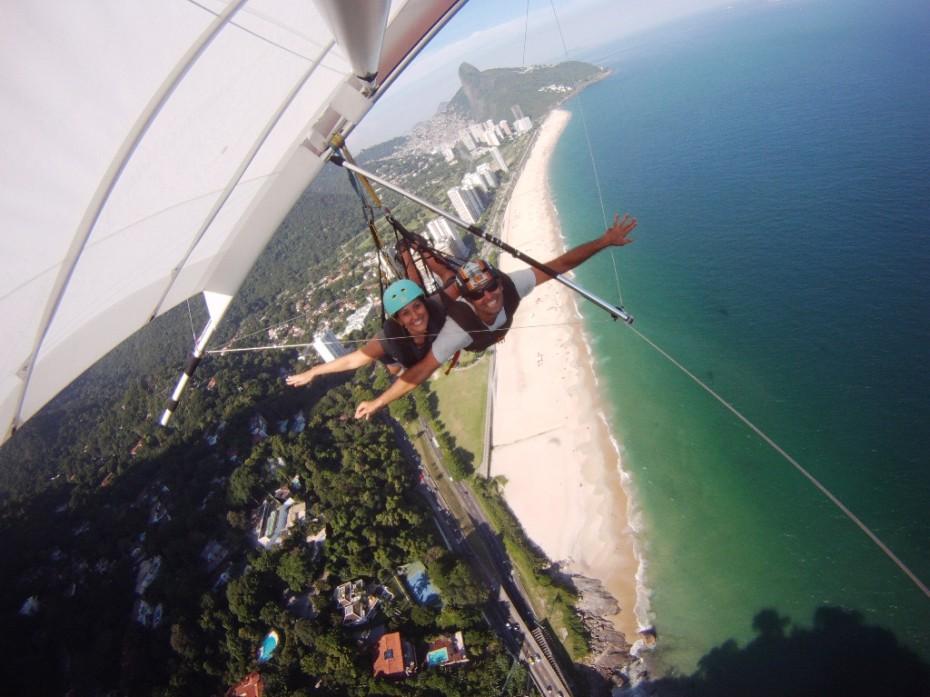 Rio Hang Gliding Amazing