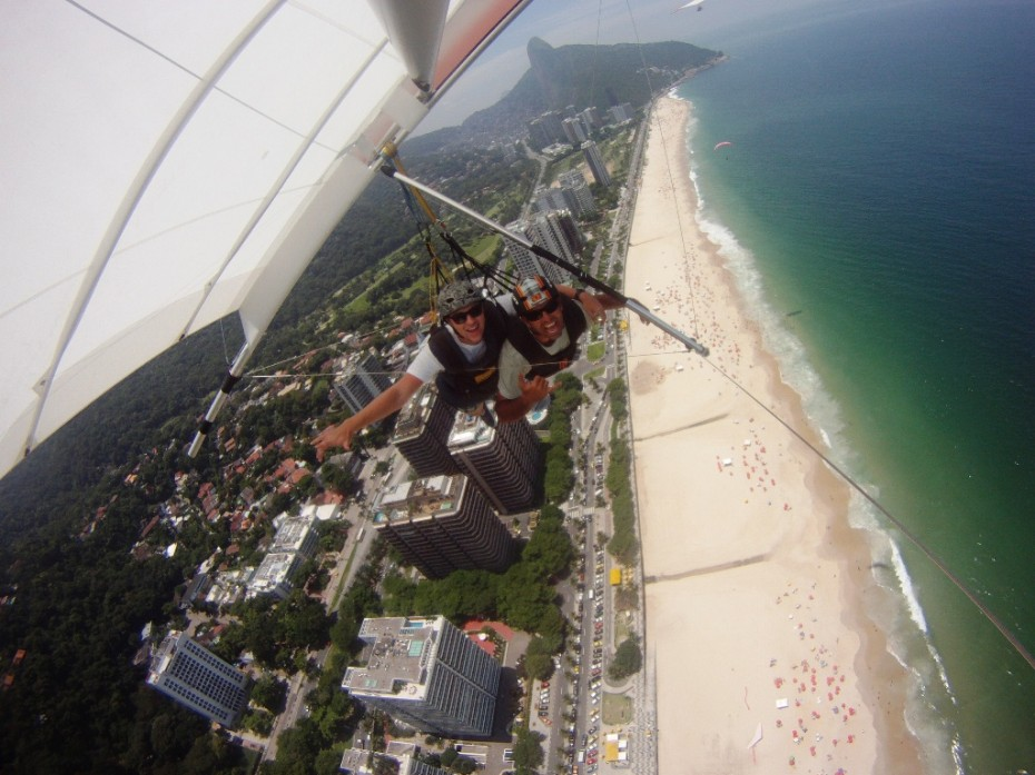 Rio Asa Delta melhor experiencia no Rio de Janeiro